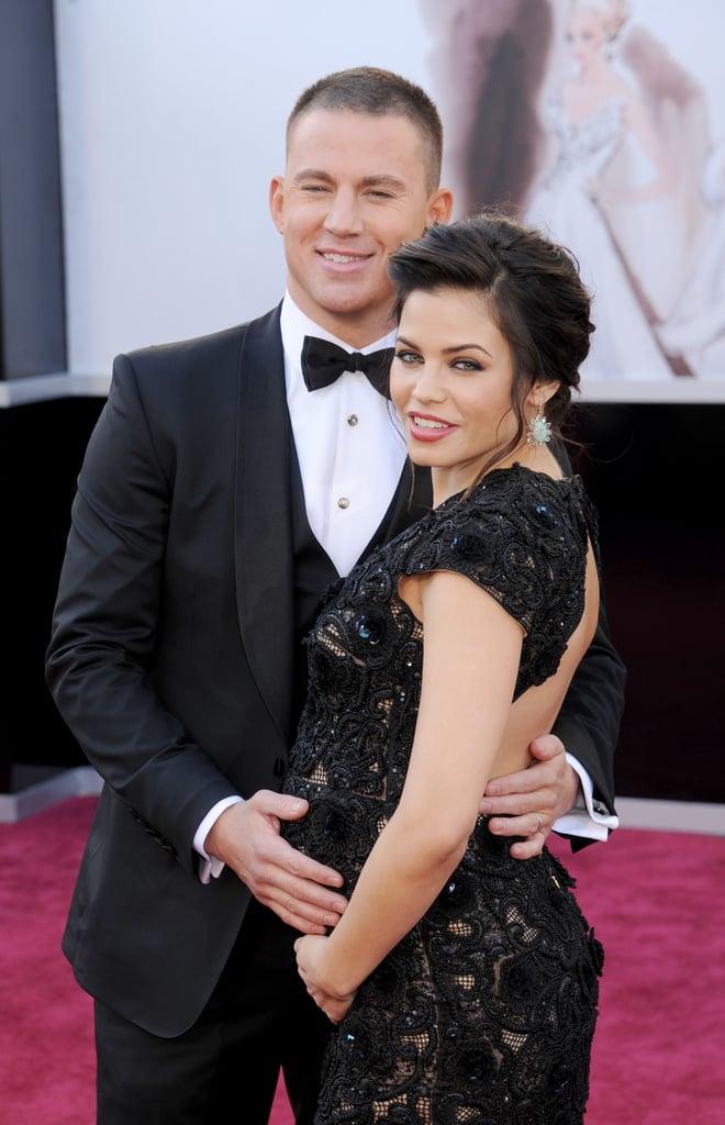 Channing Tatum held wi... Channing Tatum Girlfriend