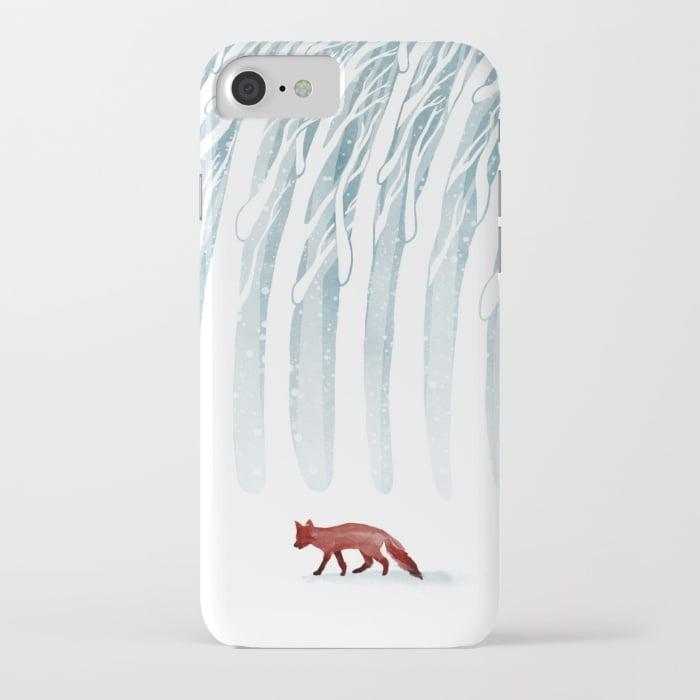 Winter Storm iPhone Case ($35)
