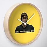 Louis Theroux Meme Clock