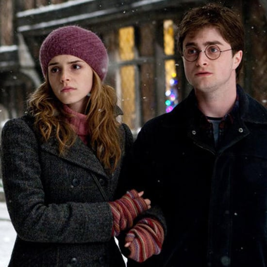 JK Rowling Says Hermione Should Have Ended Up With Harry