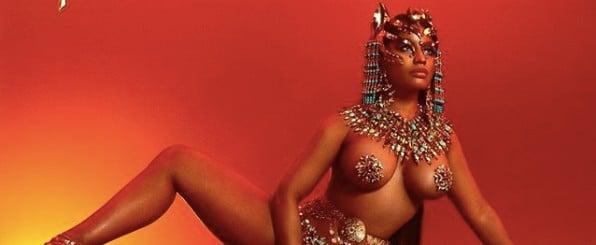 Nicki Minaj Queen Album Cover Twitter Reactions