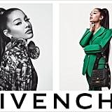 Ariana Grande Givenchy Campaign Fall 2019