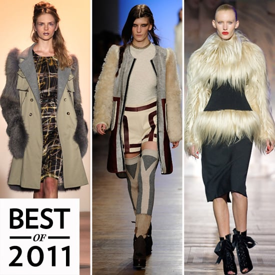 Fur Sleeves Are the Most Outrageous Fashion Trend of 2011