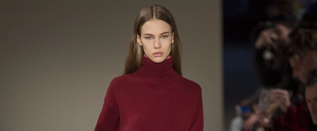 Victoria Beckham Brings Back the Elbow-Length Glove For Fall