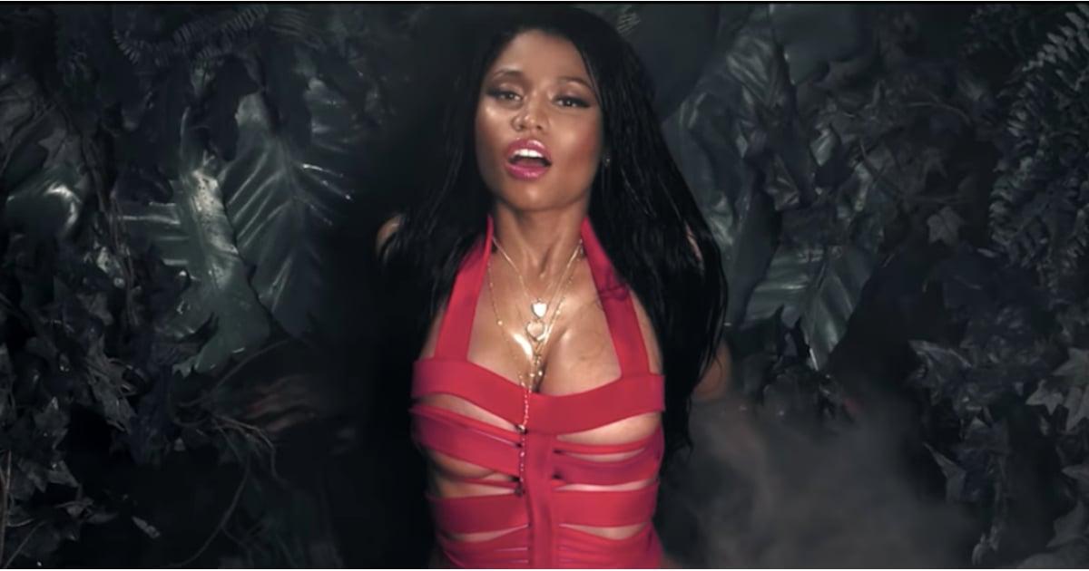 Sexy Nicki Minaj Music Videos - POPSUGAR Entertainment