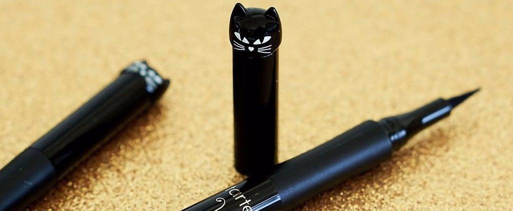 Tarte's New Sex Kitten Liquid Eyeliner Is Absolutely Purr-fect!