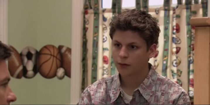 Arrested Development Love Each Other: Michael Cera And Mae Whitman As George Michael And Ann