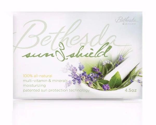 Bethesda Sun and Shield Soap
