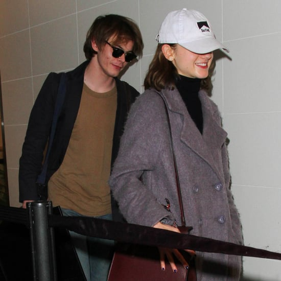 Are Natalia Dyer and Charlie Heaton Dating?