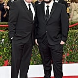 Conleth Hill (Lord Varys) and John Bradley (Samwell Tarly)