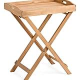 Outdoor Folding Tray Table