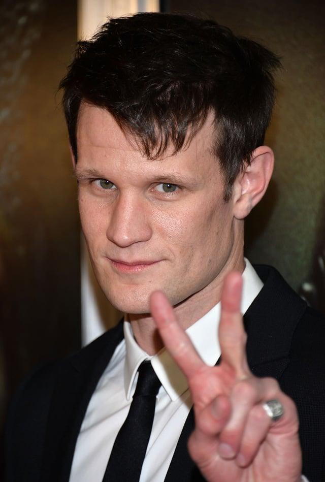 How the Doctor Who Fandom Reacted to Matt Smith's Terminator Casting