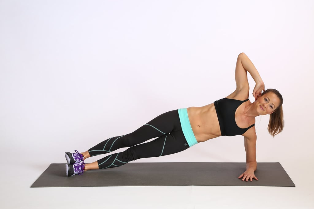 20 Seconds of Side Elbow Planks