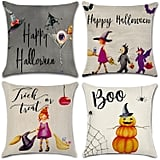 4-Piece Throw Pillow Covers