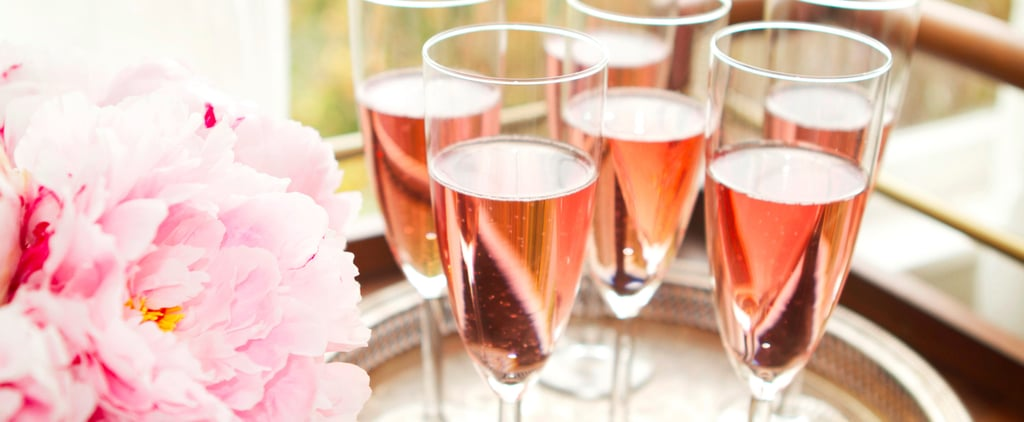 Glittery, Rose Gold Prosecco Is a Thing and It's an Instagram Dream Come True