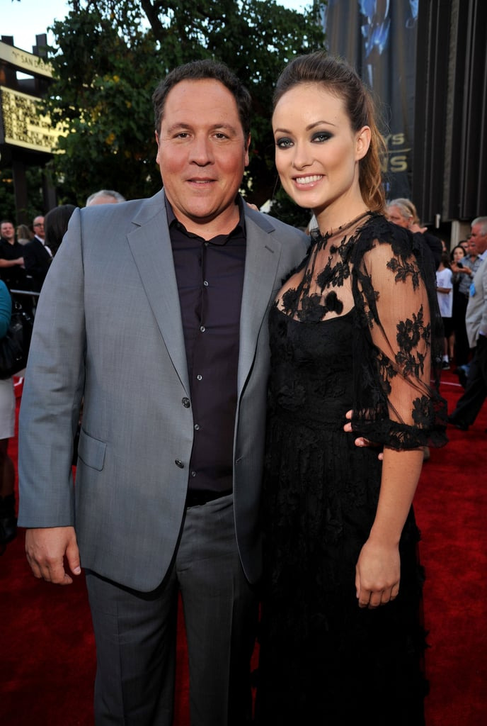 Jon Favreau directed Olivia Wilde in the film.
