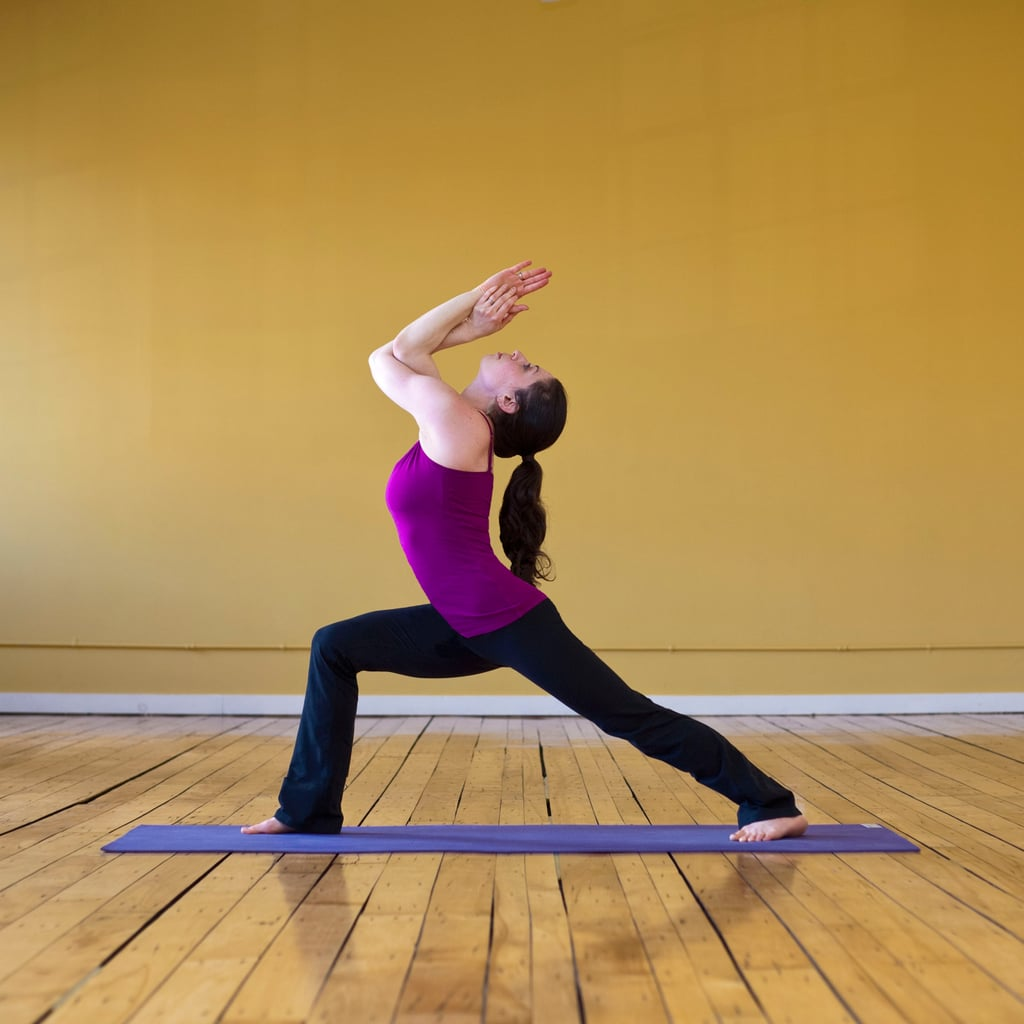 Shoulder-Opening Yoga Sequence