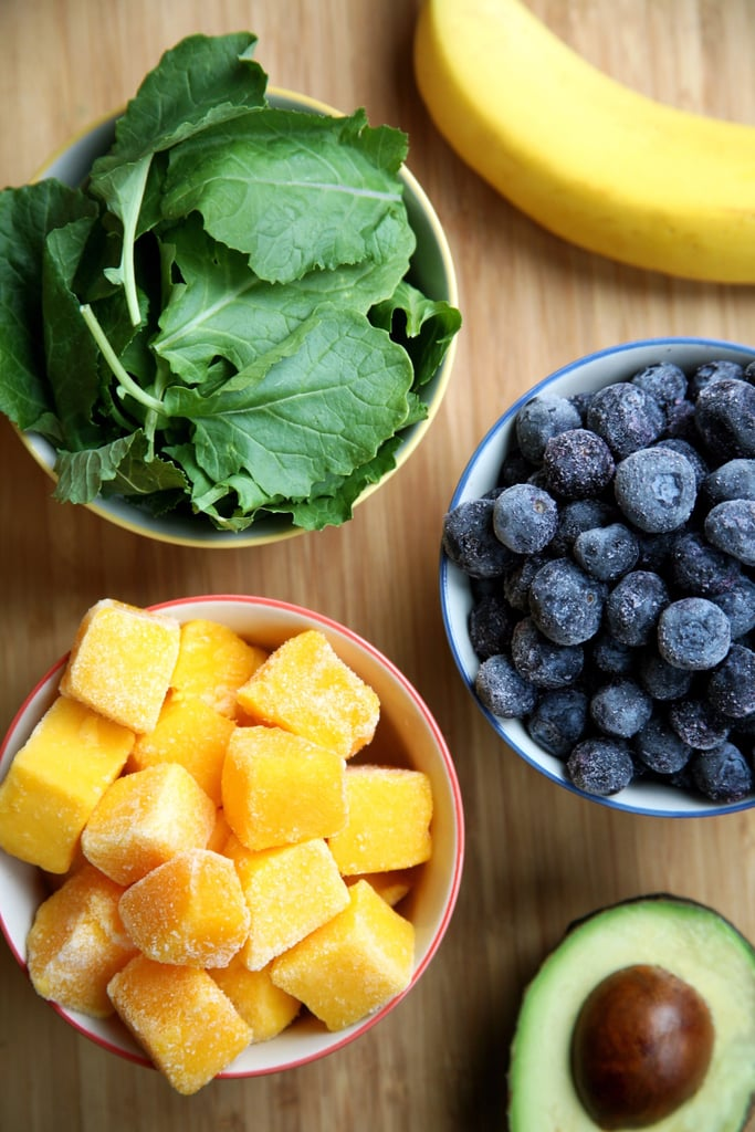 Smoothie Ingredients For Weight Loss | POPSUGAR Fitness