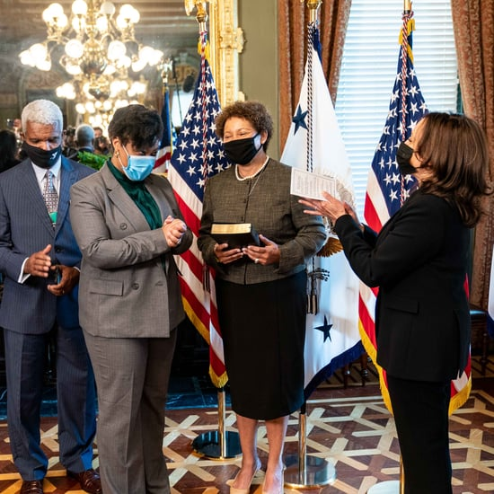 Historic Women Kamala Harris Has Sworn Into Office as VP