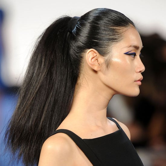 Ponytail Ideas From New York Fashion Week