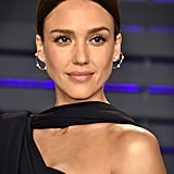 Jessica Alba at the 2019 Vanity Fair Oscars Party