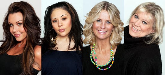 Celeb Big Brother: Eviction 2 — Michelle, Mutya, Ulrika, Tina