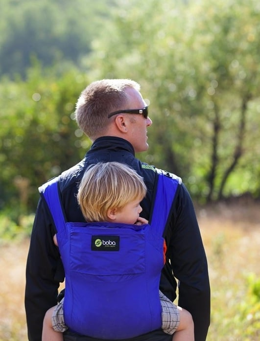 The Lightweight Baby Carrier: BobaAir