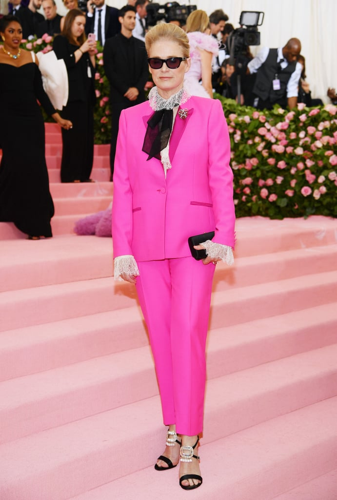 Lisa Love at the 2019 Met Gala