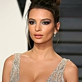 The Pony Facelift as seen on Emily Ratajkowski