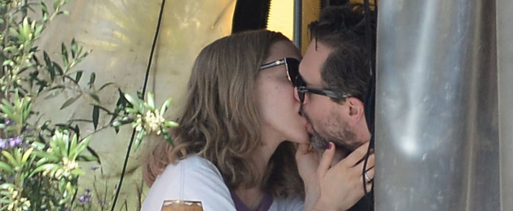 Amanda Seyfried Can't Keep Her Hands to Herself During a Lunch Date With Her Boyfriend