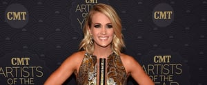 Carrie Underwood Shines Bright Like the Star She Is at CMT Artists of the Year Event