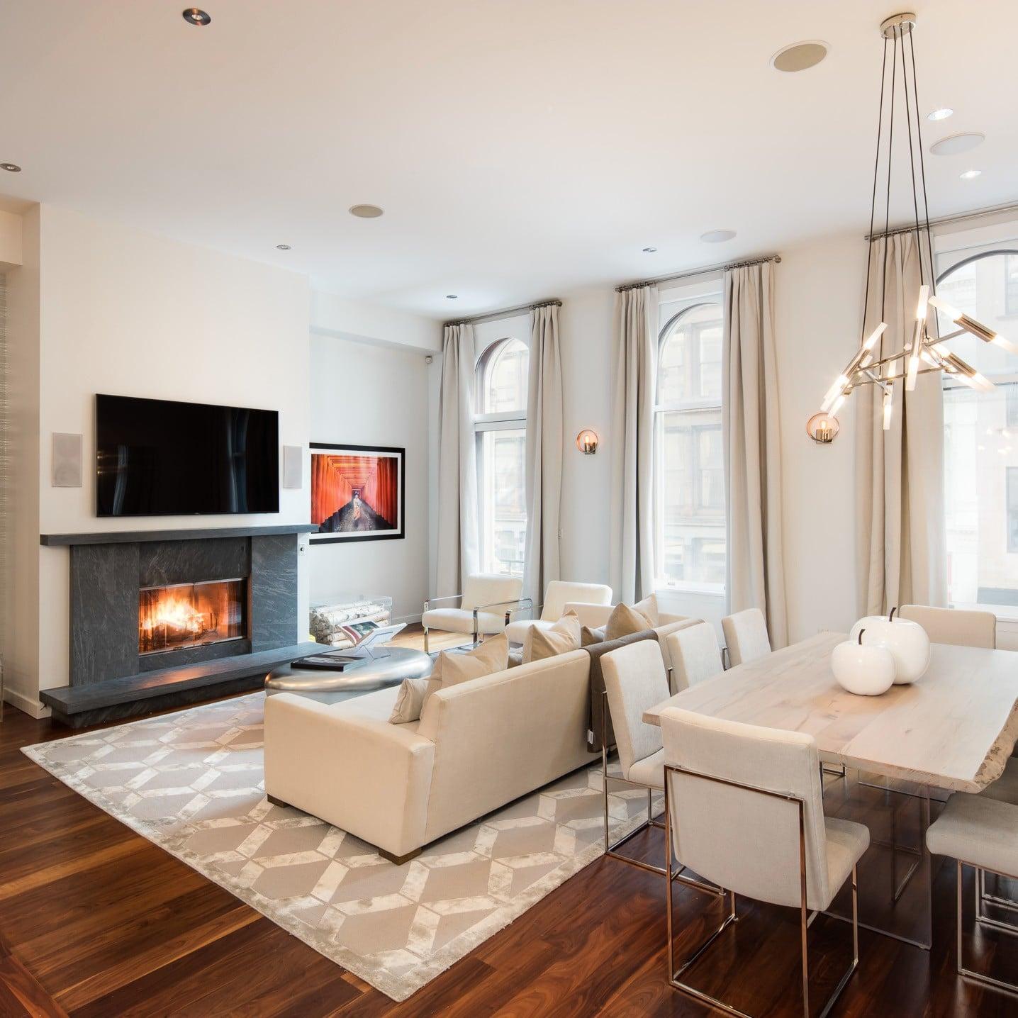 Bethenny Frankel\'s SoHo Apartment | POPSUGAR Home
