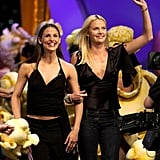 Jennifer Garner and Charlize Theron