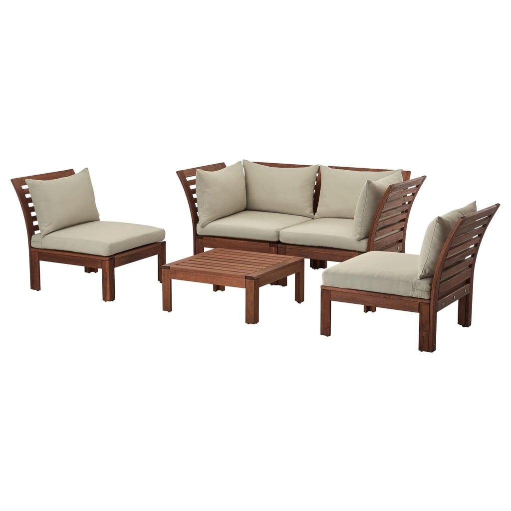 Äpplarö 4-Seat Conversation Set