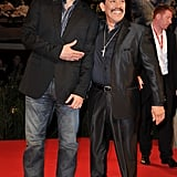 Pictures of Machete Prmiere