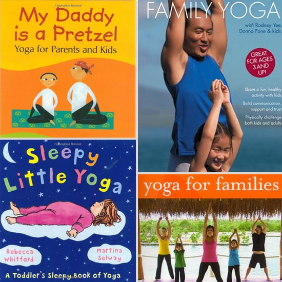 Family Yoga Books and DVDs