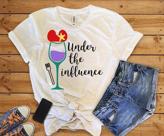 Ideal Disney Princess Drinking Shirt ($22) | Funny Disney Shirts for  BD83