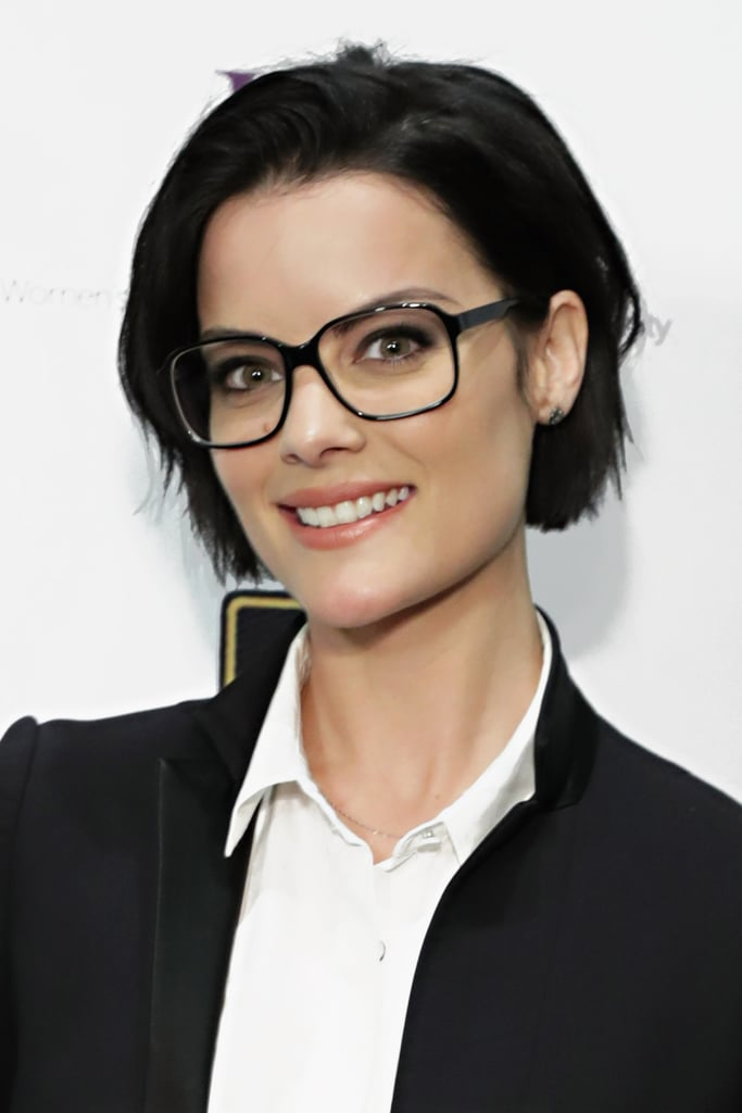 Jaimie Alexander Midlength Celebrity Hairstyles