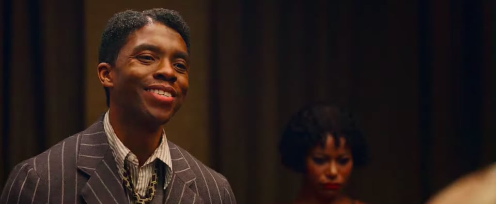 Watch the Trailer For Chadwick Boseman's Final Film