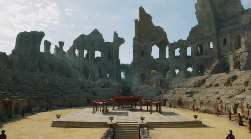This Place From the Game of Thrones Finale Has Layers Upon Layers of Meaning