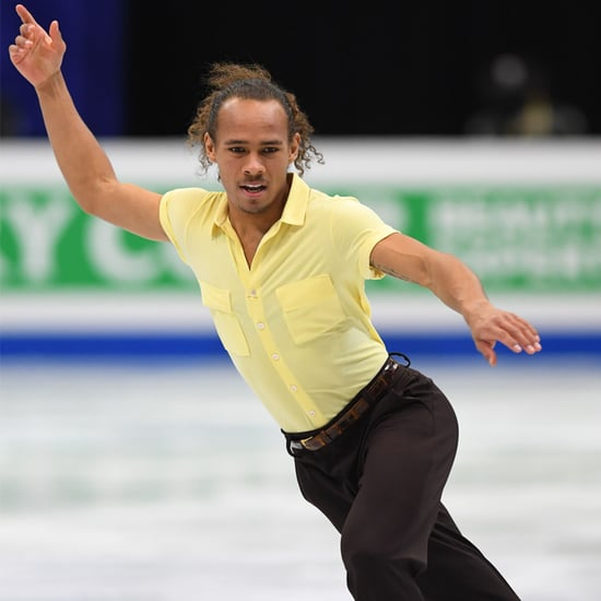Elladj Baldé on Inspiring Young Boys as Black Figure Skater