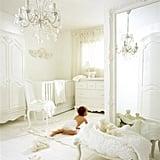 Elegant Ivory Nursery