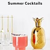 Low-Calorie Summer Cocktails