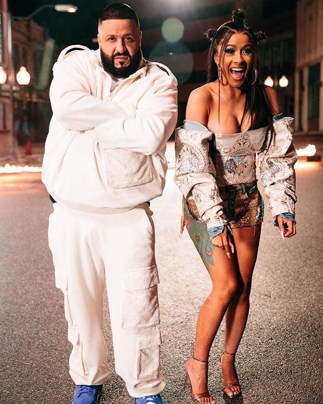 Cardi B DJ Khaled Music Video Makeup 2019