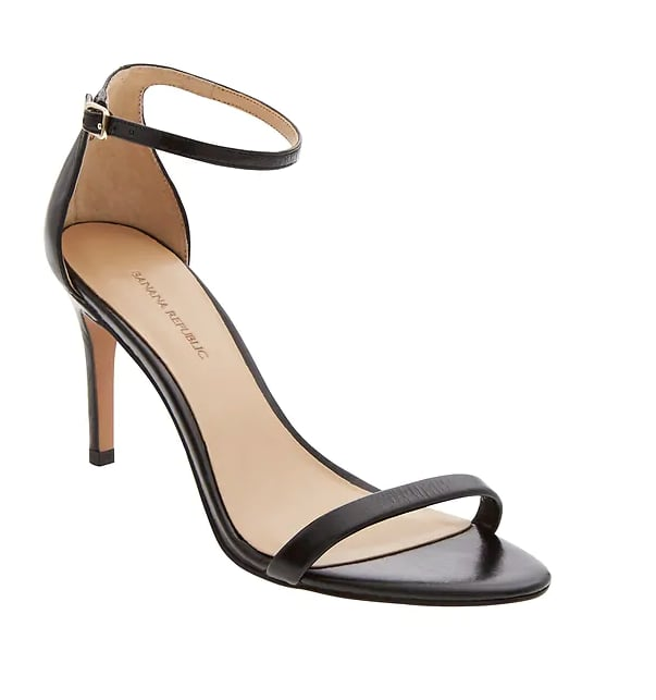 Bare High Heel Sandal
