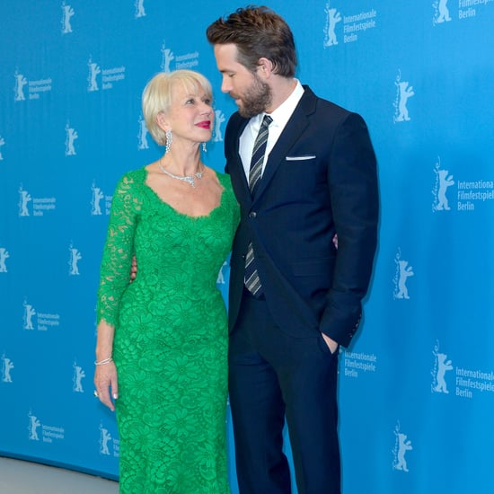 Helen Mirren's Essay About Ryan Reynolds For Time 100 List