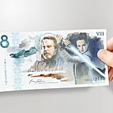 Star Wars Official Commemorative Notes