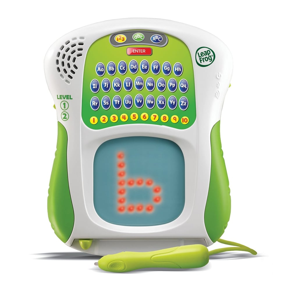 For Writing Practice: LeapFrog Scribble and Write