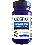 Elixinol CBD Hemp Oil Capsules With Coconut Extract