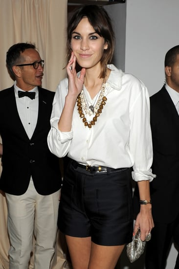 Lucky Presents Alexa Chung's Look For Less
